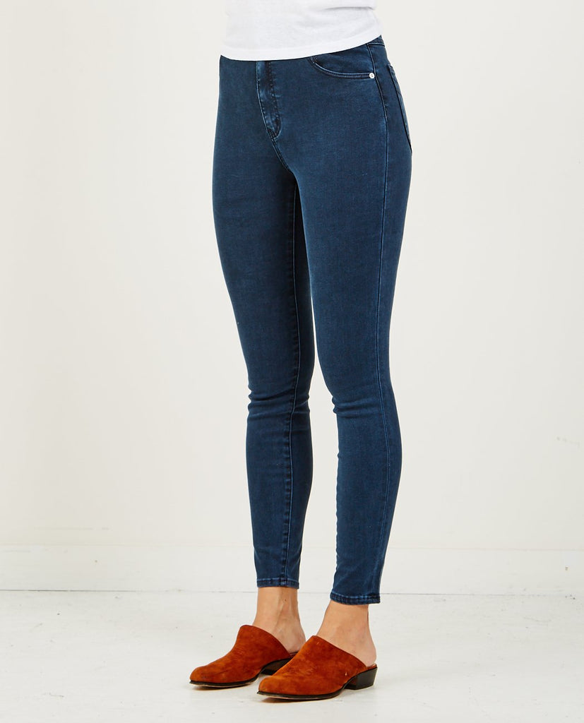 EASTCOAST ANKLE JEAN MIDNIGHT CITY-ROLLA'S-American Rag Cie