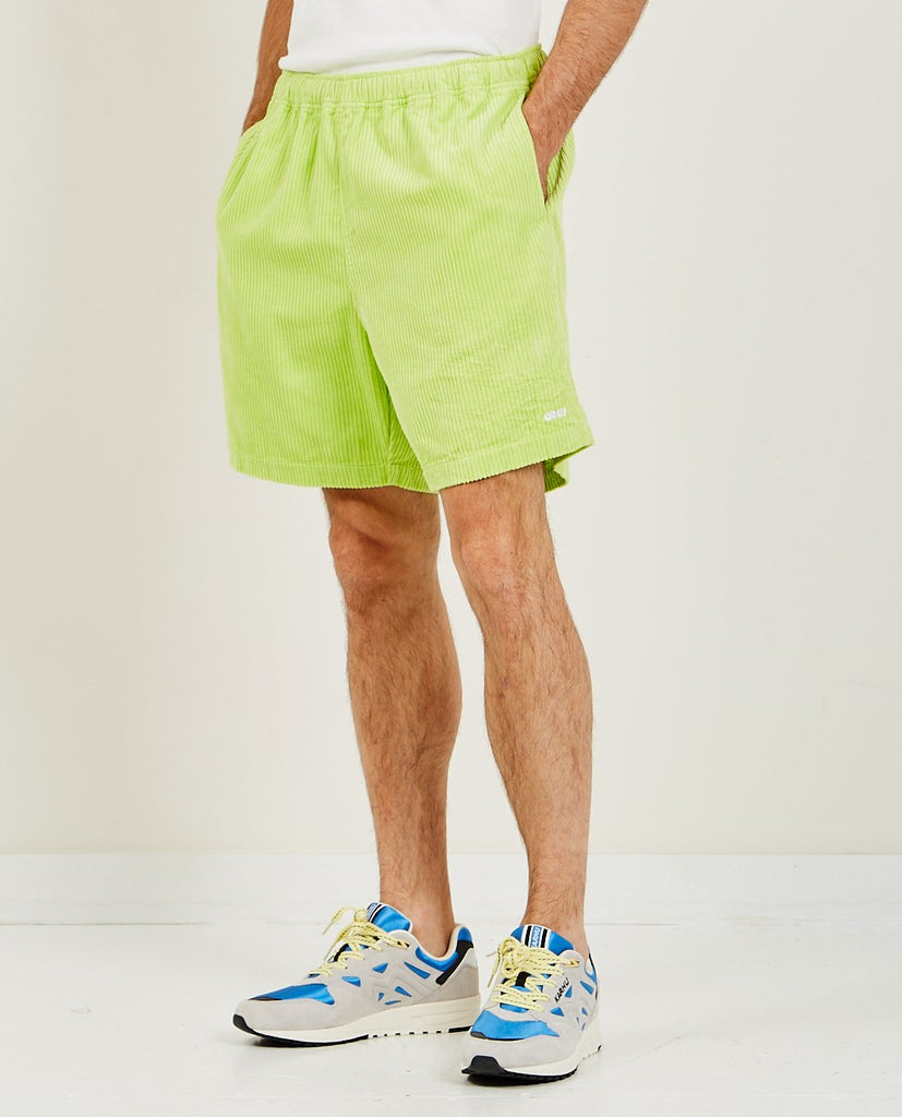 Easy Relaxed Cord Short-OBEY-American Rag Cie