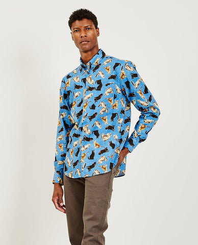 WILLY CHAVARRIA Big Willy Dress Shirt