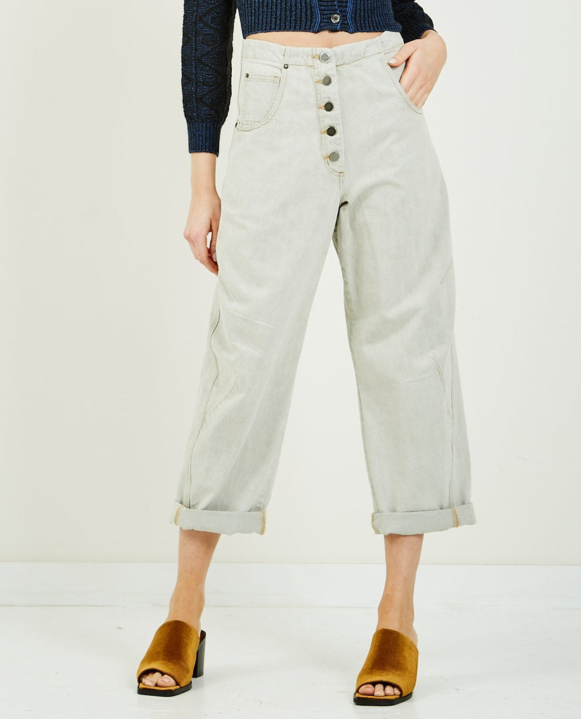 RACHEL COMEY-ELKIN PANT-Women Straight-{option1]