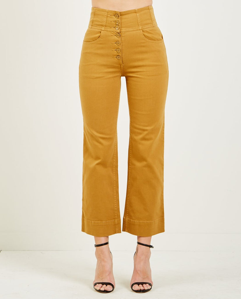 ULLA JOHNSON ELLIS JEAN BRONZE