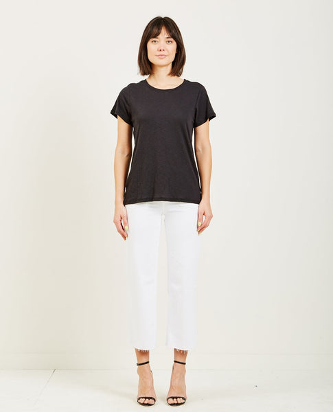 PAIGE ELLISON TEE FADED BLACK