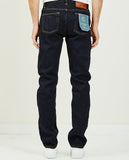 NAKED & FAMOUS-EMPEROR OF SLUB WEIRD GUY-Men Slim-{option1]