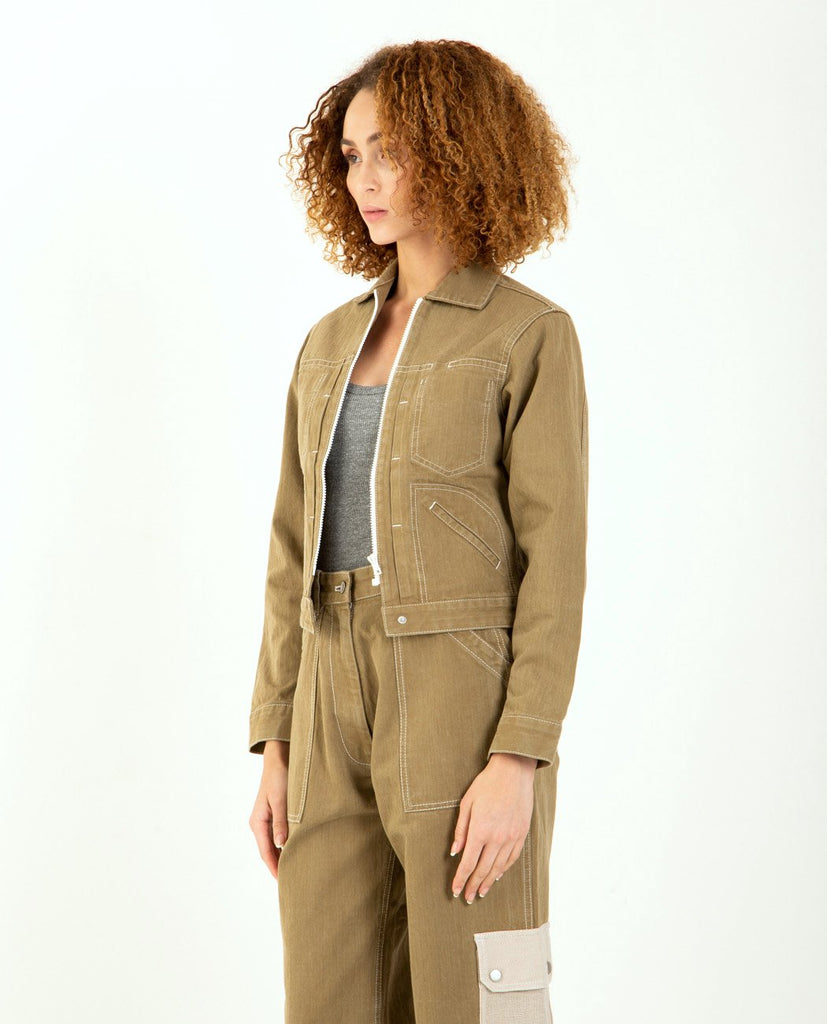 Engineer's Jacket-W'MENSWEAR-American Rag Cie