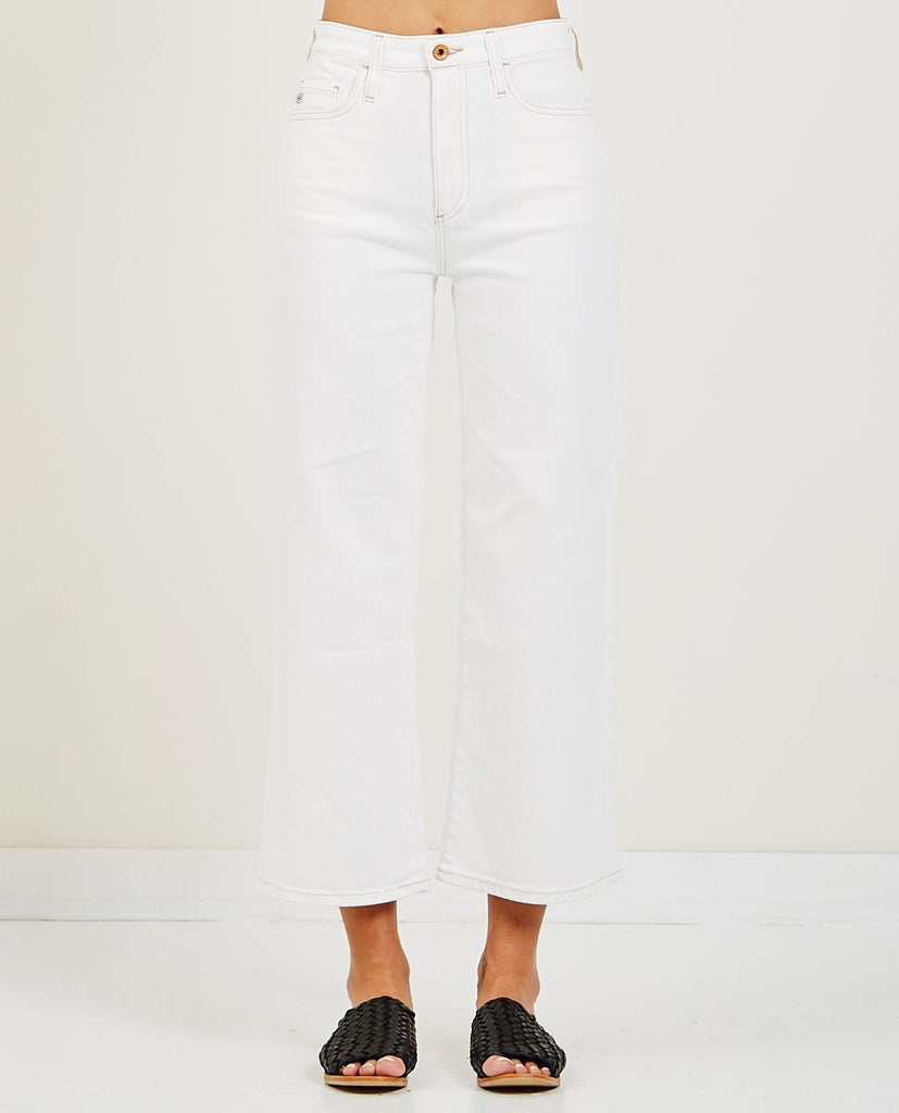 AG JEANS-ETTA JEAN 1 YEAR BARE WHITE-Women Bootcut-{option1]