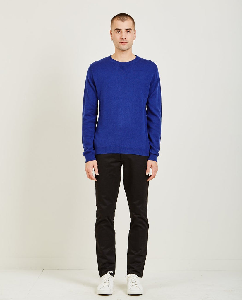 SATURDAYS NYC-EVERYDAY CLASSIC SWEATER-Men Sweaters + Sweatshirts-{option1]
