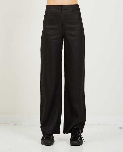 PERMANENT VACATION Everyday Pant Black