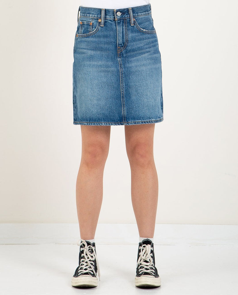 LEVI'S-EVERYDAY SKIRT AUTHENTIC SOUL-SALE SKIRTS-{option1]