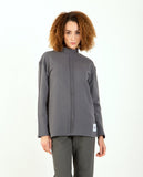 STUSSY-Exposed Seam Terry Mock-Women Sweaters + Sweatshirts-{option1]