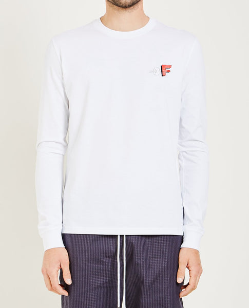 FUTUR F POW LONG SLEEVE TEE