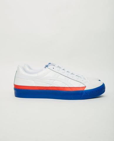 FILLING PIECES Low Mondo Plain Mono White