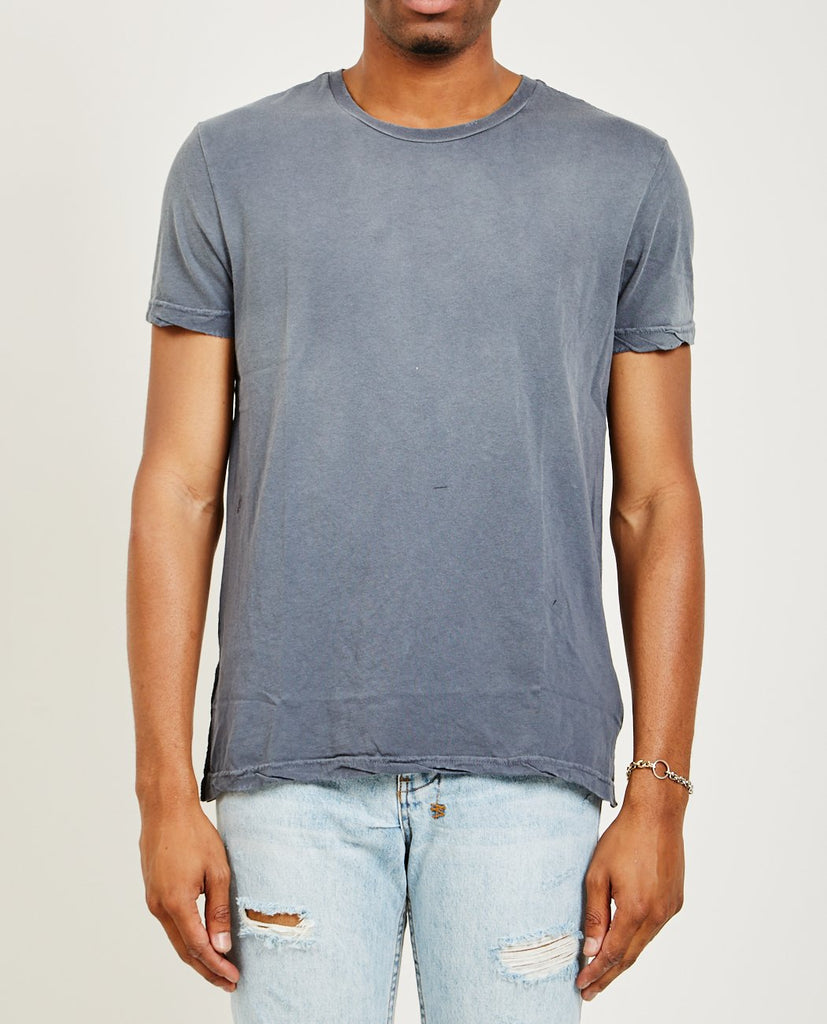 FADED SHORT SLEEVE TEE-KSUBI-American Rag Cie