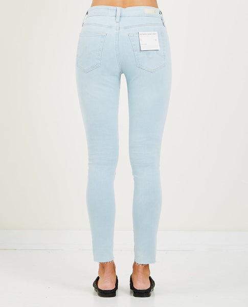 AG JEANS FARRAH SKINNY ANKLE 27 YEARS SHINING
