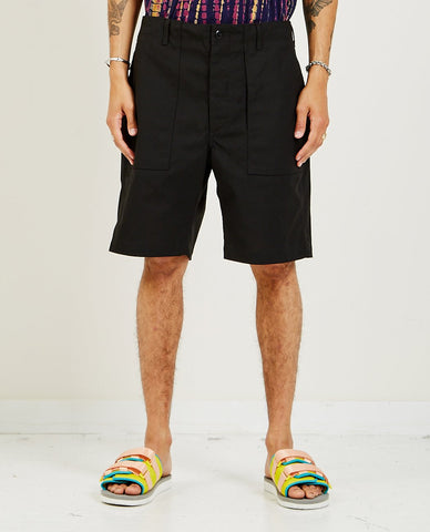 LEVI'S 412 Slim Shorts Black