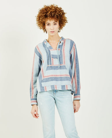 CLOSED Tilda Striped Blouse