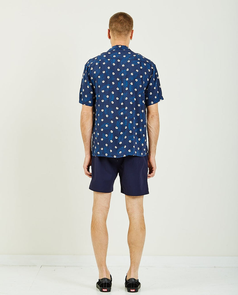 FISHER SHORT SLEEVE WOVEN-MALBON GOLF-American Rag Cie