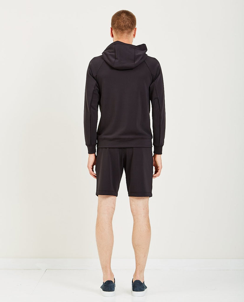 WINGS+HORNS-FLASH KNIT HOODED PULLOVER-Men Sweaters + Sweatshirts-{option1]