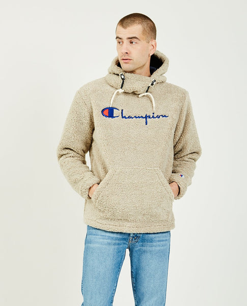 CHAMPION Fleece Hooded Pull-over Jacket