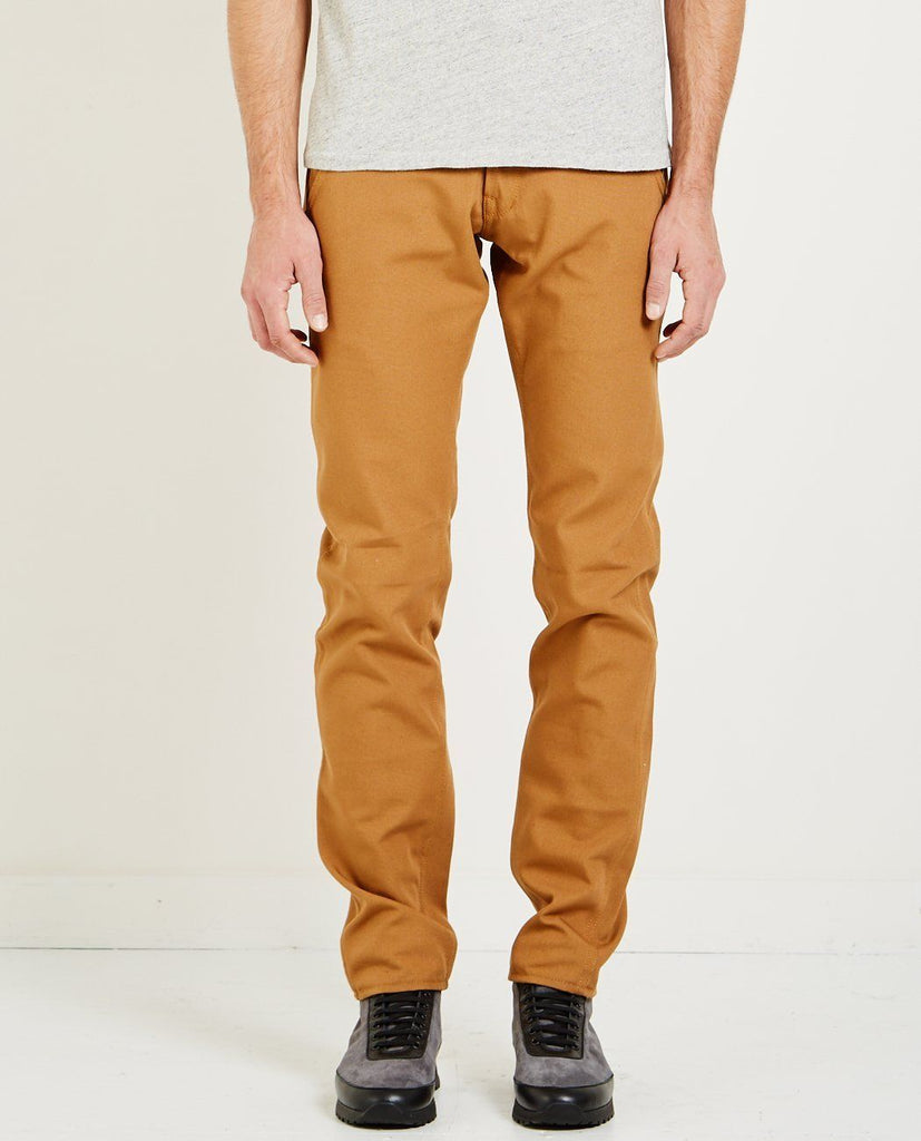 FLIGHT TROUSER 001-RAILCAR FINE GOODS-American Rag Cie