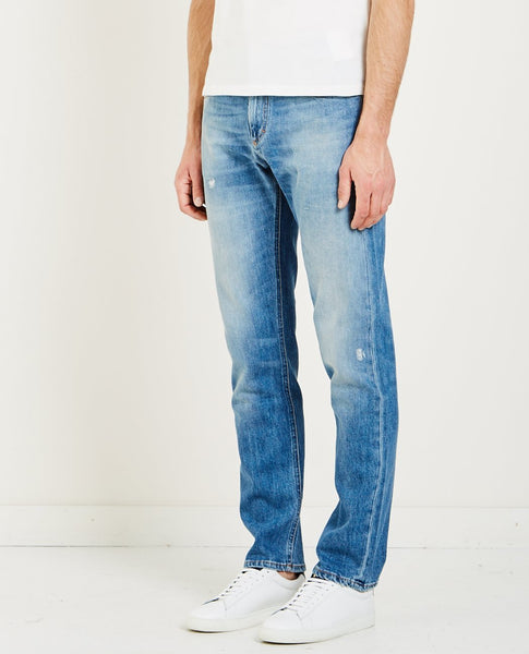 CLOSED FLINT STRAIGHT JEAN WORN VINTAGE
