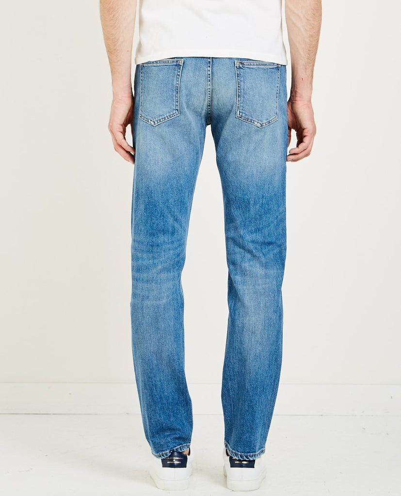 FLINT STRAIGHT JEAN WORN VINTAGE-CLOSED-American Rag Cie