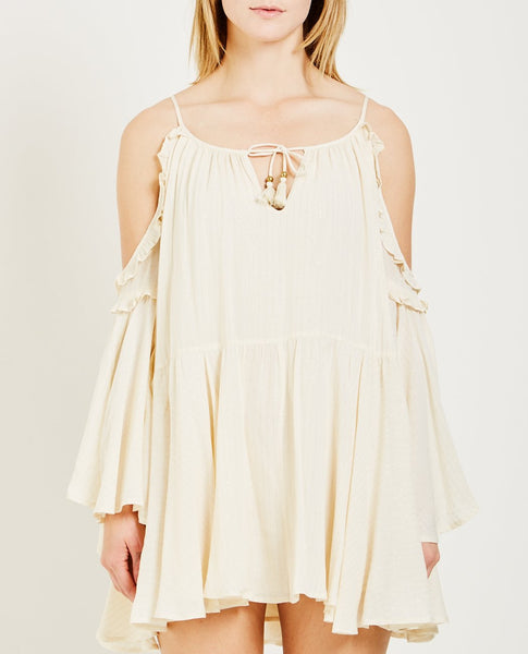 SPELL & THE GYPSY FLORENCE MINI DRESS