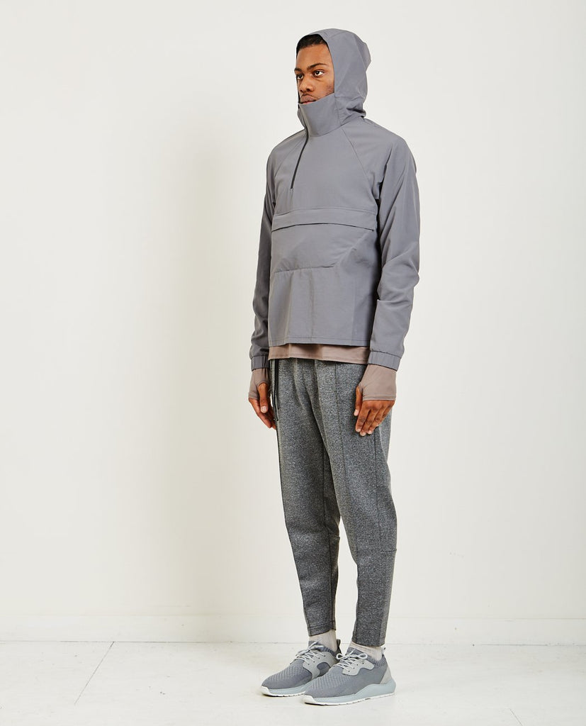 SIKI IM-FOLDABLE WINDBREAKER PULLOVER-Men Coats + Jackets-{option1]