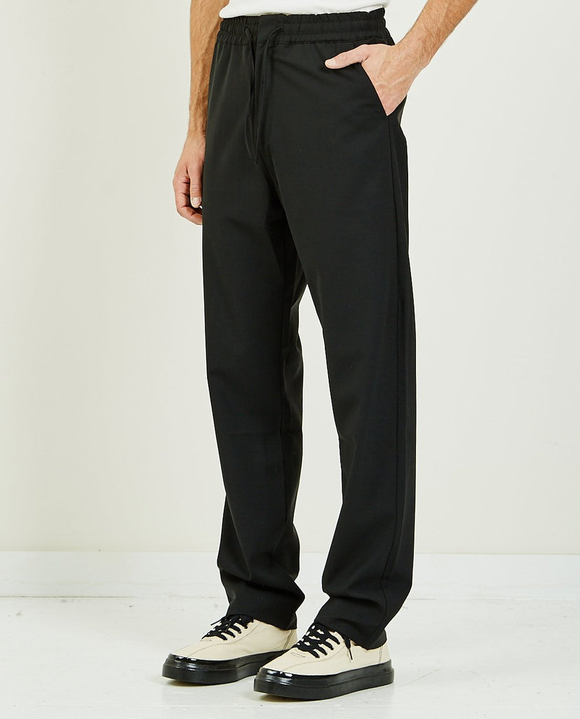 FORMAL DRAWSTRING TROUSERS-BAND OF OUTSIDERS-American Rag Cie