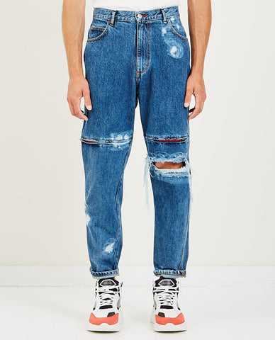 NORWOOD CHAPTERS SATIN STRIPE TRACK PANT