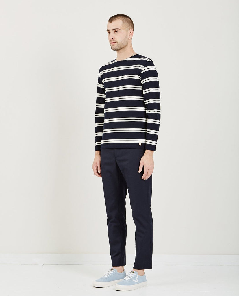 ARMOR LUX-FR MARINIERE HERITAGE SWEATSHIRT-Men Sweaters + Sweatshirts-{option1]