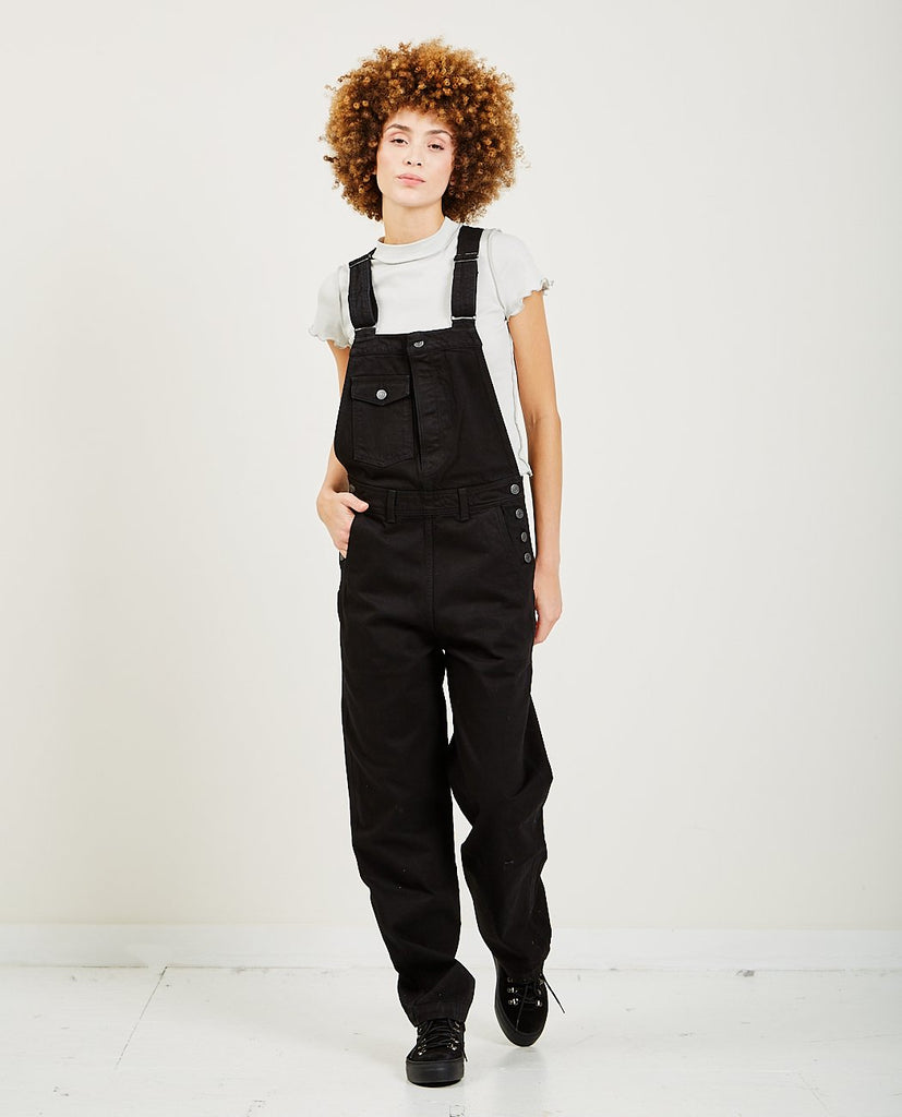 DECADE-Frankie Overalls Black-All-In-One-{option1]
