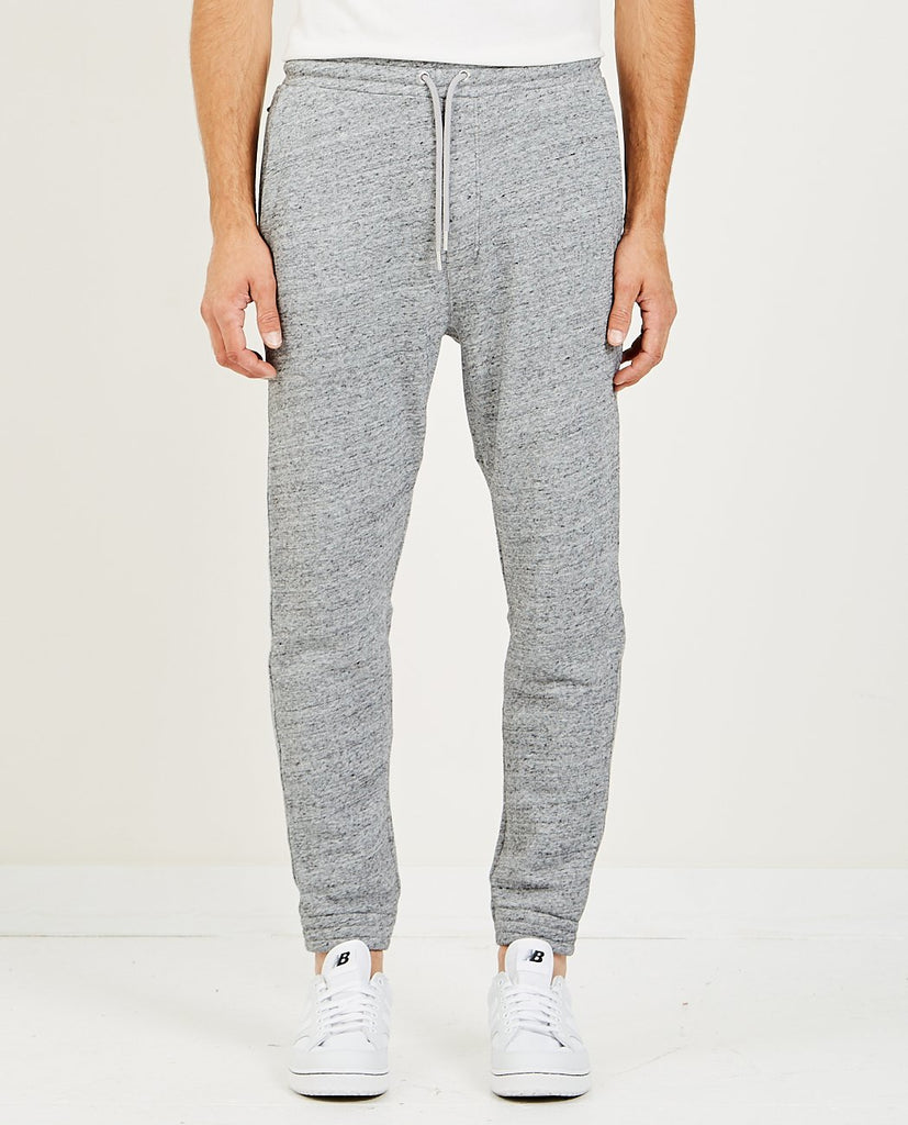 ALEX MILL-FRENCH TERRY HEATHER SWEATPANTS-Men Pants-{option1]