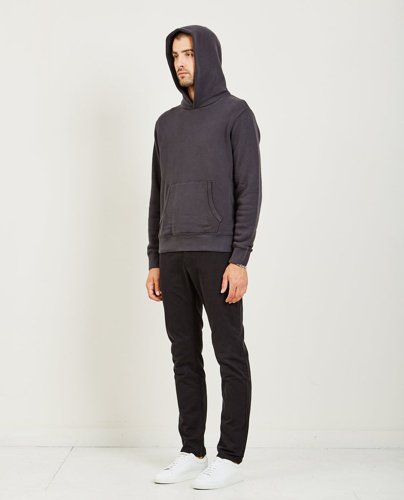 ALEX MILL-FRENCH TERRY PULLOVER HOODIE-Men Sweaters + Sweatshirts-{option1]