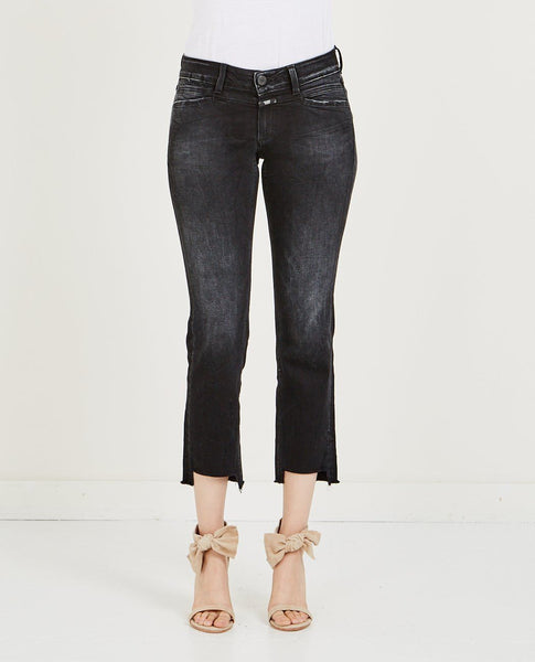 CLOSED FRINGED EDGE STARLET JEAN