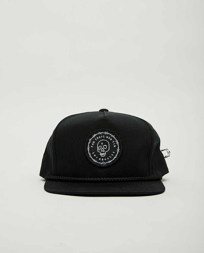 FTWS BADGE HAT-FOR THOSE WHO SIN-American Rag Cie