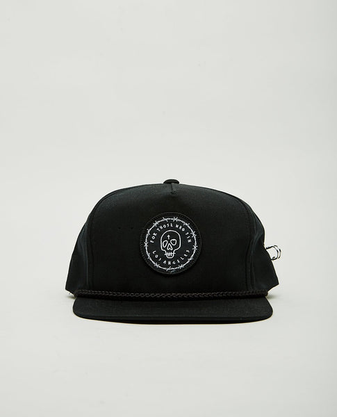 FOR THOSE WHO SIN FTWS BADGE HAT