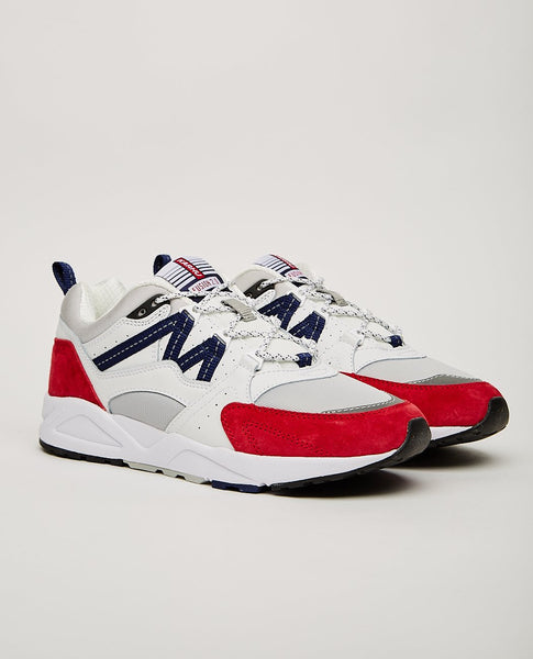 KARHU FUSION 2.0 BRIGHT WHITE/BARBADOS CHERRY