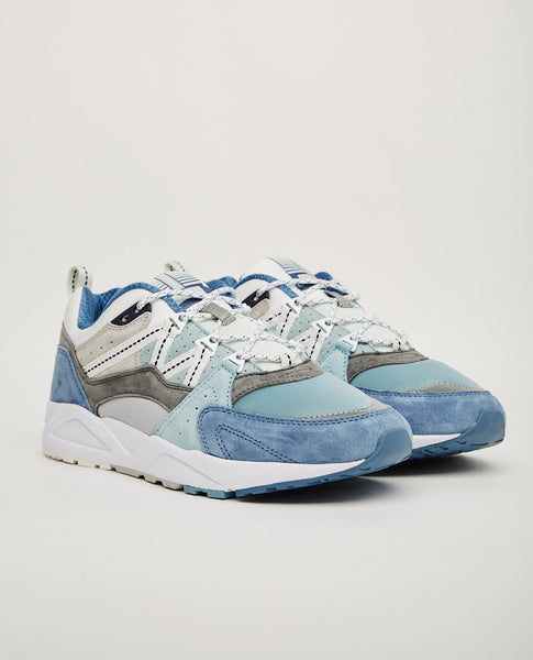 KARHU FUSION 2.0 'MONTHLESS PACK' LUNAR ROCK & MOONLIGHT BLUE