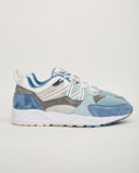 KARHU-FUSION 2.0 'MONTHLESS PACK' LUNAR ROCK & MOONLIGHT BLUE-Men Sneakers + Trainers-{option1]