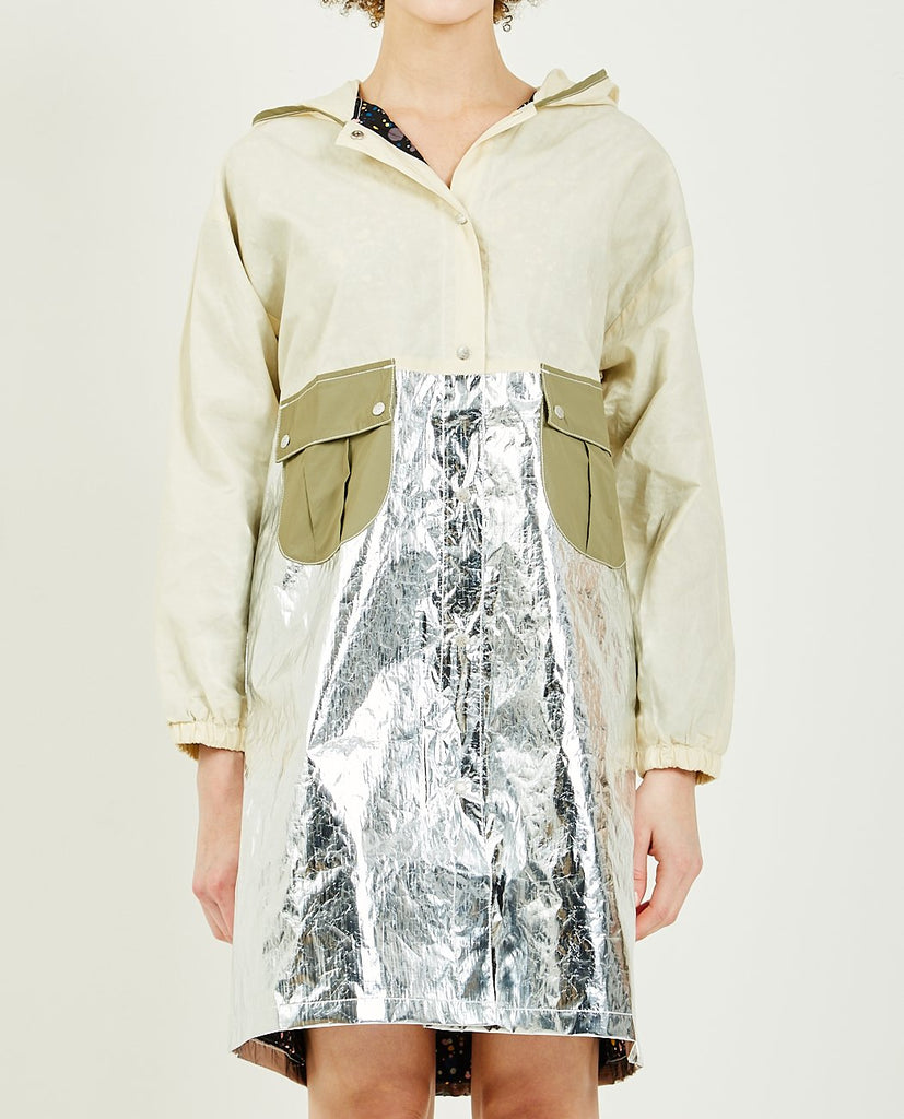 Galactic Weather Coat-W'MENSWEAR-American Rag Cie