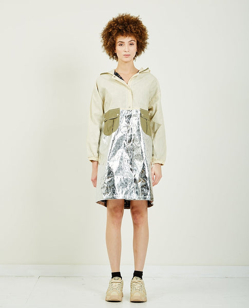 W'MENSWEAR GALACTIC WEATHER COAT