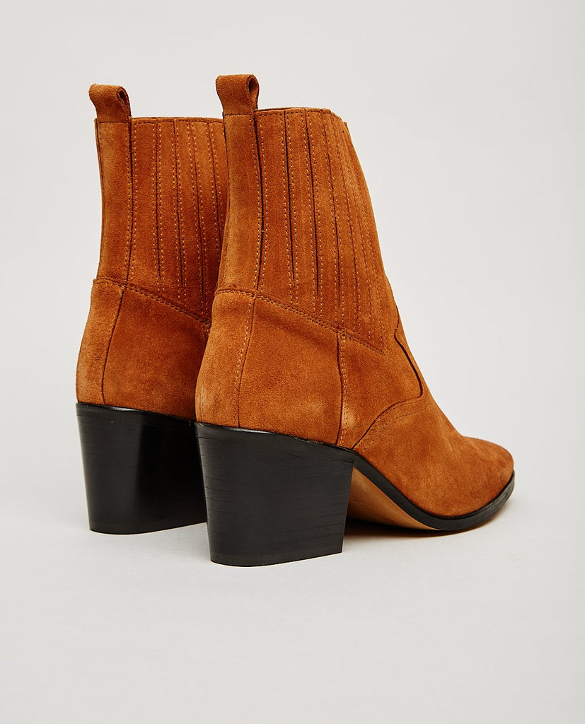 GEORGIA CHELSEA SUEDE BOOT-SHOE THE BEAR-American Rag Cie