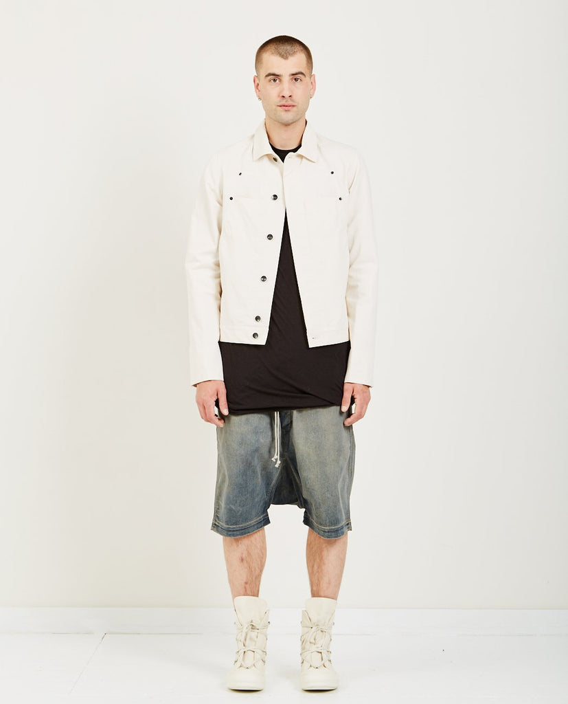 RICK OWENS DRKSHDW GIACCA BROTHER JACKET