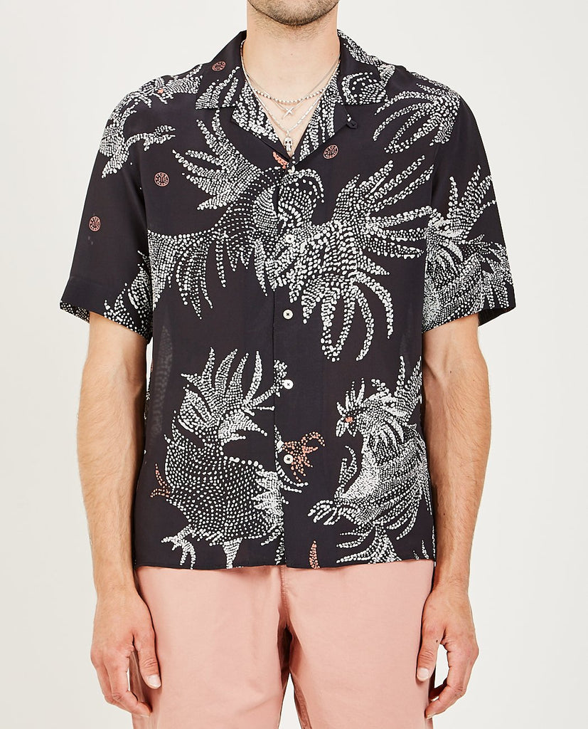 A KIND OF GUISE-GIOIA SHIRT ROOSTER-Men Shirts-{option1]