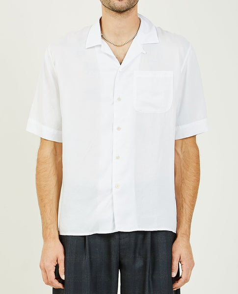 A KIND OF GUISE GIOIA SHIRT WHITE