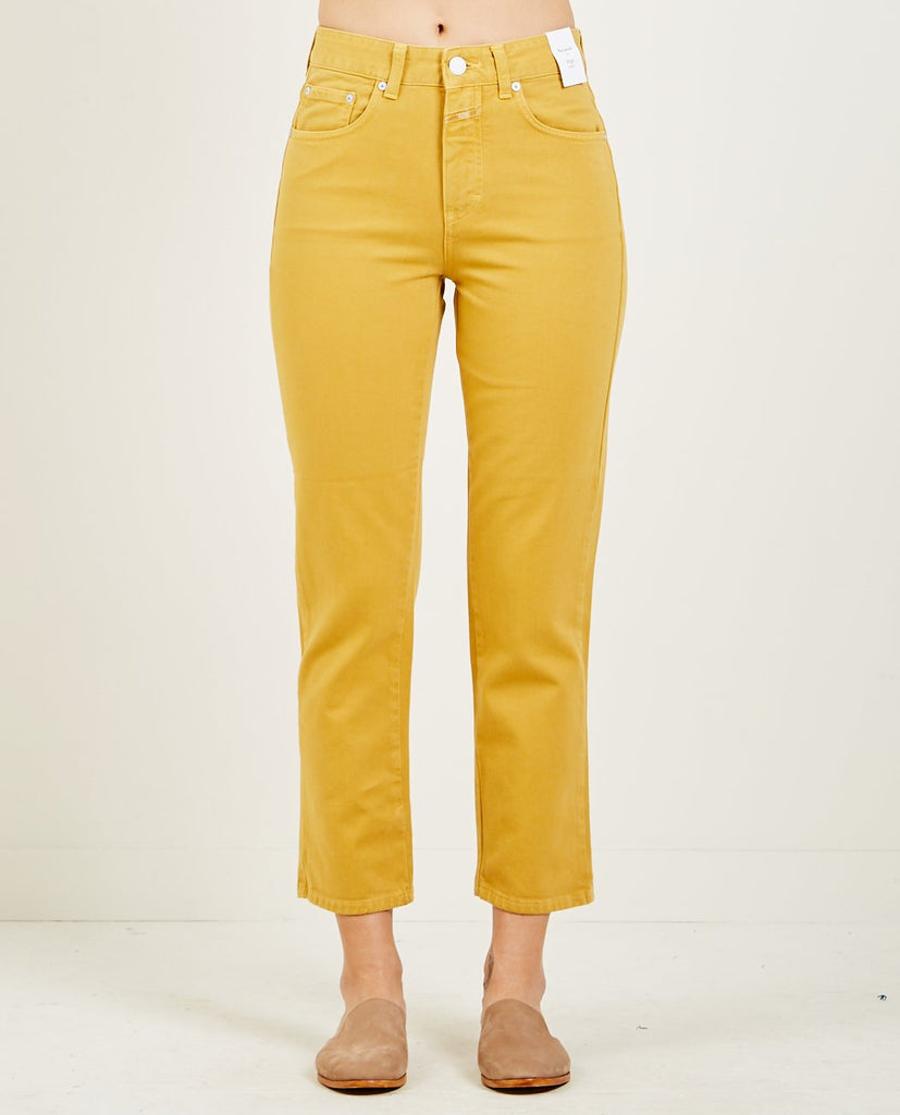 GLOW RIGID DENIM AFTERNOON SUN-CLOSED-American Rag Cie