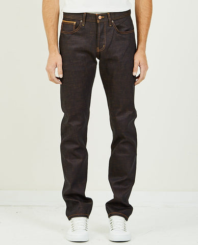 NAKED & FAMOUS LORD OF NEP SELVEDGE WEIRD GUY