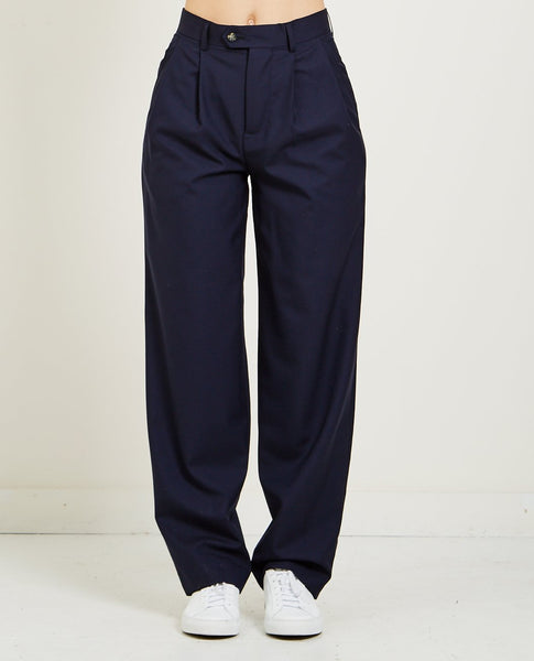 EDITIONS M.R. GRACE PLEATED PANT