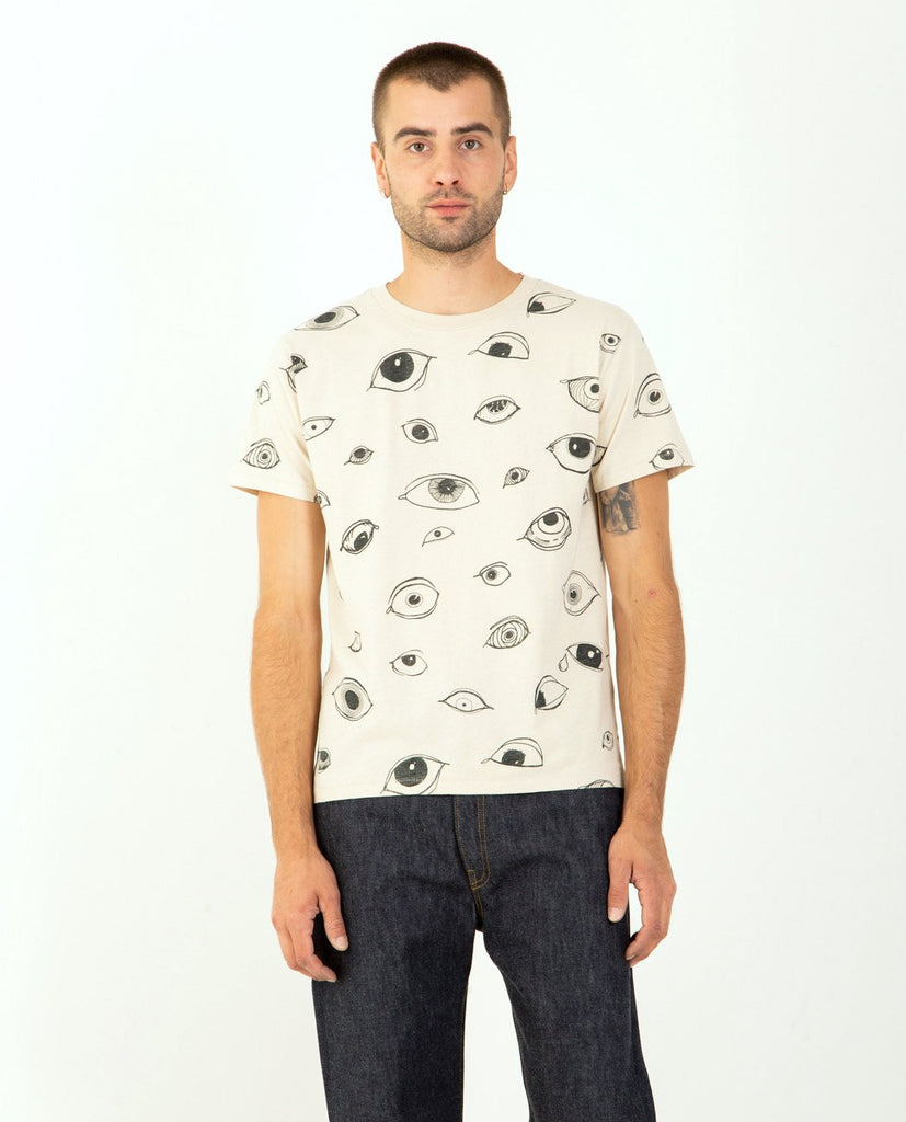 Graphic Eye Tee-LEVI'S VINTAGE CLOTHING-American Rag Cie