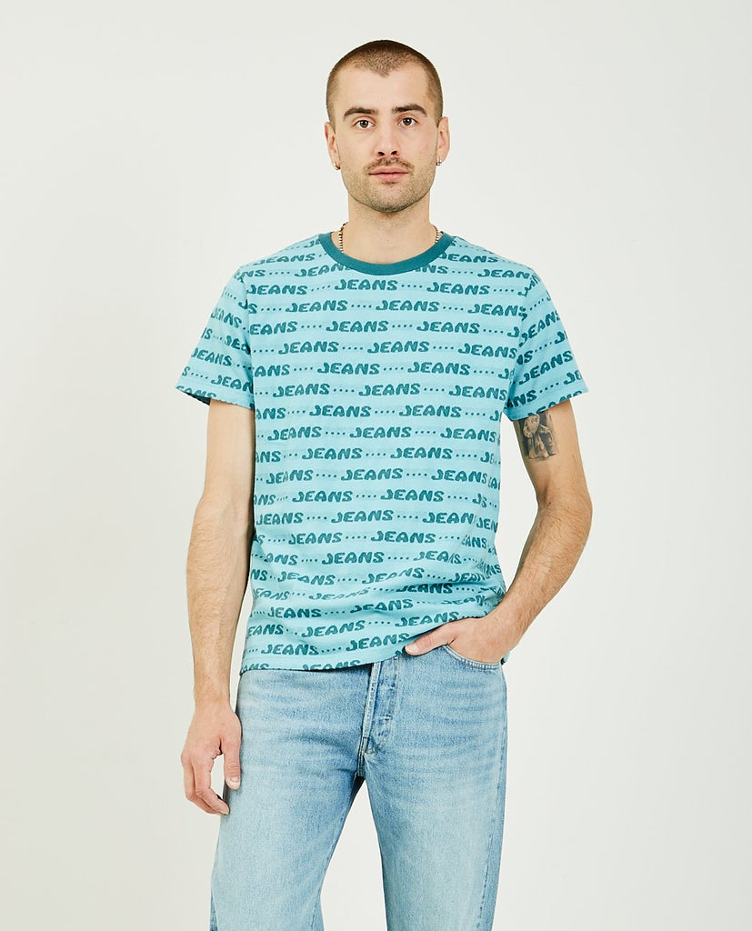 LEVI'S VINTAGE CLOTHING-Graphic Jeans Tee-Men Tees + Tanks-{option1]